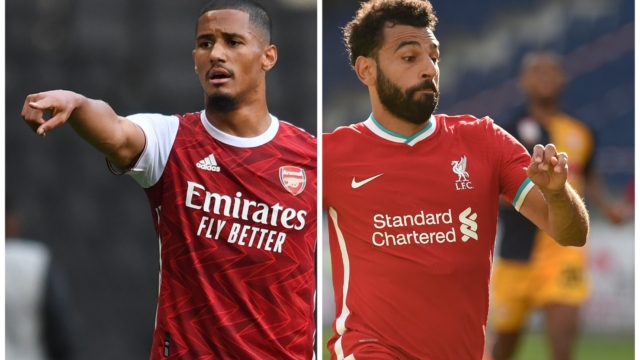 ALL-RED COMMUNITY SHIELD ENCOUNTER AS ARSENAL FACE  LIVERPOOL