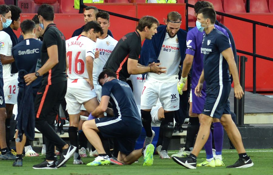 EUROPA FINAL: DISCARDED BY SPAIN AND REAL MADRID, LOPETEGUI FINDS SALVATION AT SEVILLA