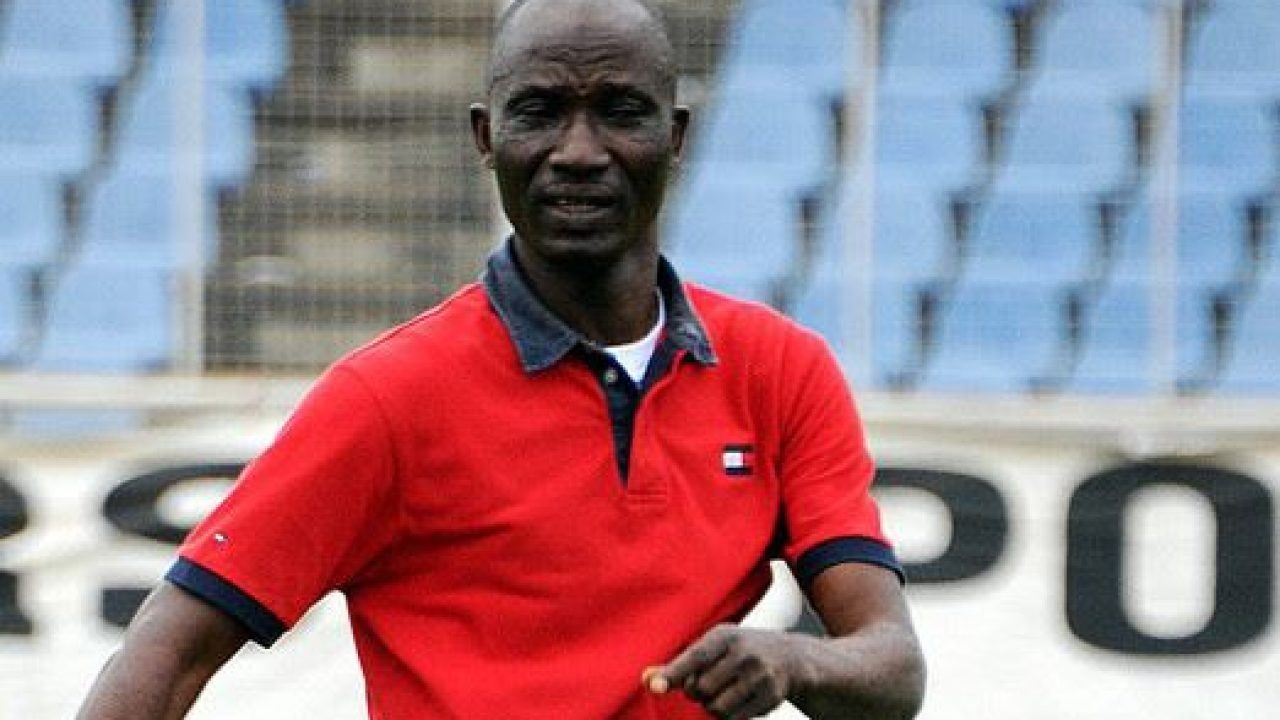 LADAN BOSSO RETURNS AS FLYING EAGLES COACH