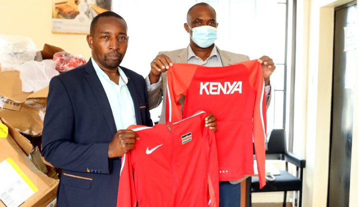 NIKE KIT STOLEN BY KENYAN OFFICIALS RETURNED