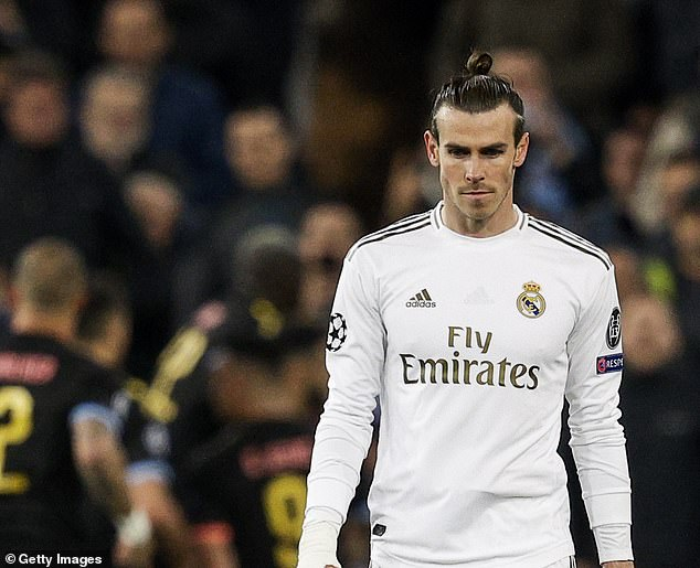 MANCHESTER UNITED WADES INTO BALE'S NIGHTMARE AT REAL MADRID