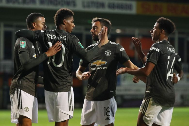 MAN UNITED REACH LEAGUE CUP LAST 16 AS CORONAVIRUS CAUSES CHAOS