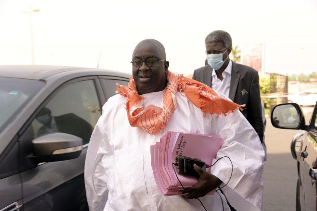 "SENEGAL'S PAPA DIACK BLASTS: ""CORRUPTION CASE IS ANGLO-SAXON CONSPIRACY"""