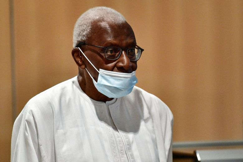 BREAKING! FORMER WORLD ATHLETICS CHIEF, 87-YEAR OLD  SENEGAL'S LAMINE DIACK GOES TO JAIL