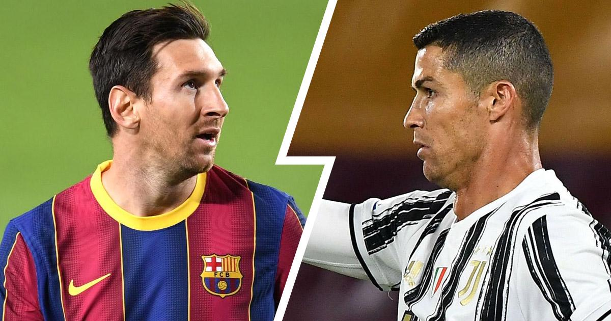CONTROVERSY: STATISTICALLY, MESSI BEATS RONALDO AT DOMESTIC LEVEL