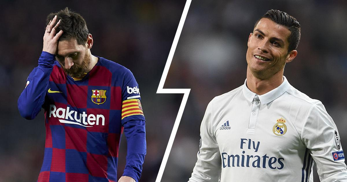 TALE OF TWO STARS: RONALDO GOT HIS FRIENDLY EXIT BUT MESSI MAY END UP IN COURT