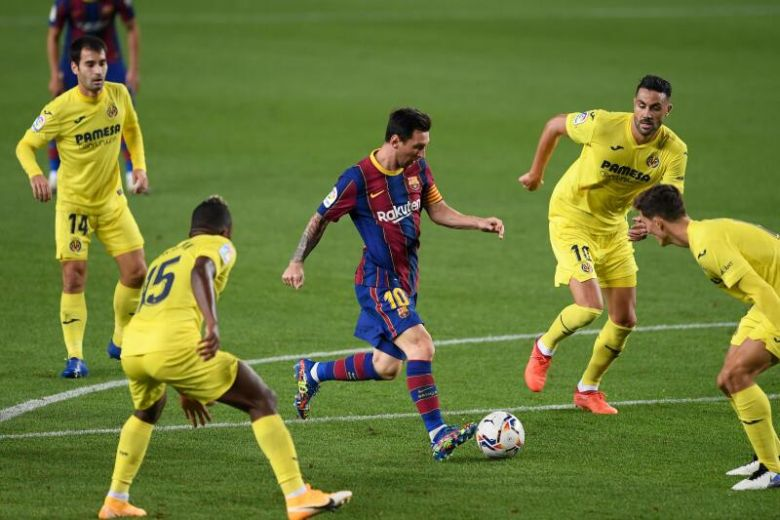 MESSI BACK IN SCORING BUSINESS IN DREAM START FOR KOEMAN