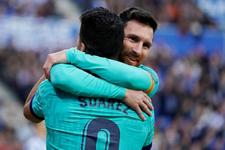 REALITY OF SUAREZ'S EXIT HITS MESSI IN DRESSING ROOM