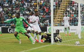 THIS DAY IN HISTORY: SUPER EAGLES FIRST COMPETITIVE HOME LOSS IN 33 YEARS