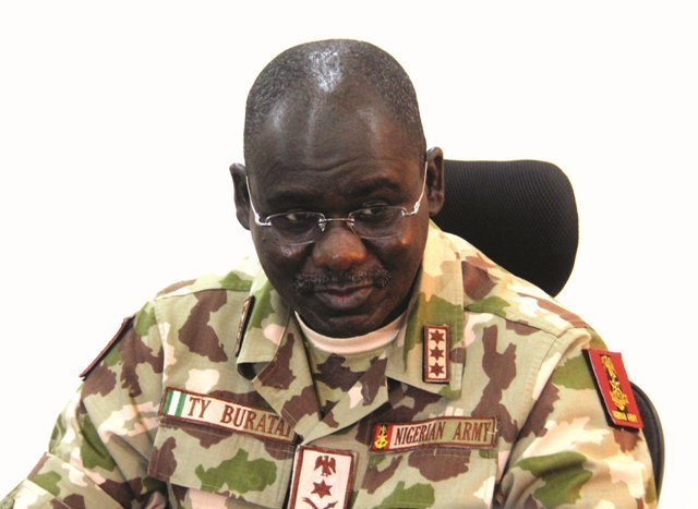 NIGERIA'S CHIEF OF ARMY STAFF, BURATAI BIDS KIDA FAREWELL AS PRESIDENT OF NBBF BOWS OUT OF SERVICE