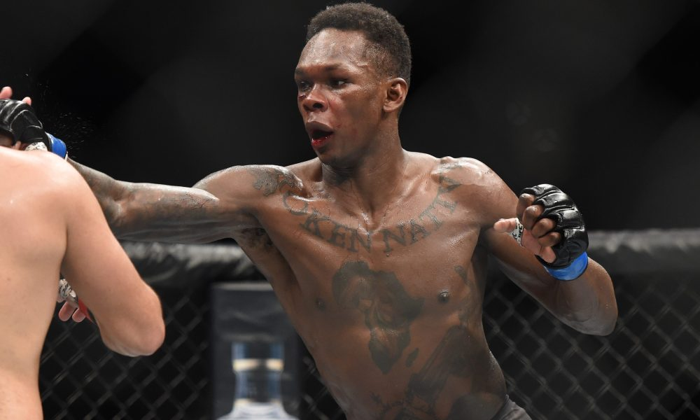UFC: NIGERIA'S ADESANYA EASILY DISPATCHES BRAZIL'S PAULO COSTA