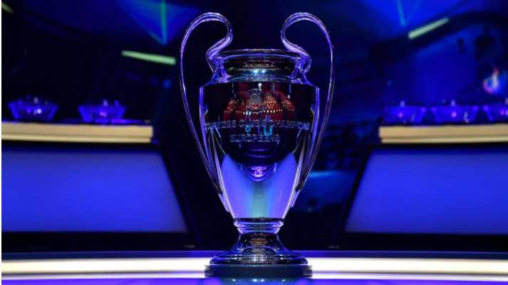 CHAMPIONS LEAGUE DRAW: MAN UNITED IN POT 2