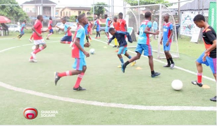 FOOTBALL ACADEMY, PADDYSCO, RELOCATES TO ODION IGHALO ARENA