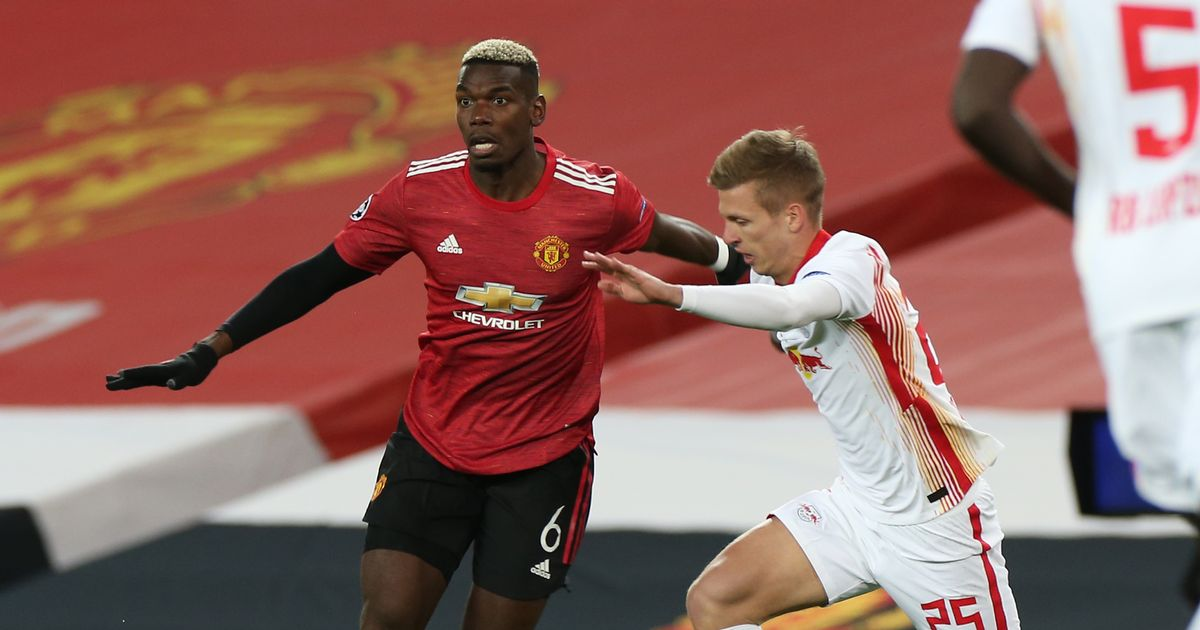 MANCHESTER UNITED GET FIRM GRIP OF CHAMPIONS LEAGUE GROUP GAMES