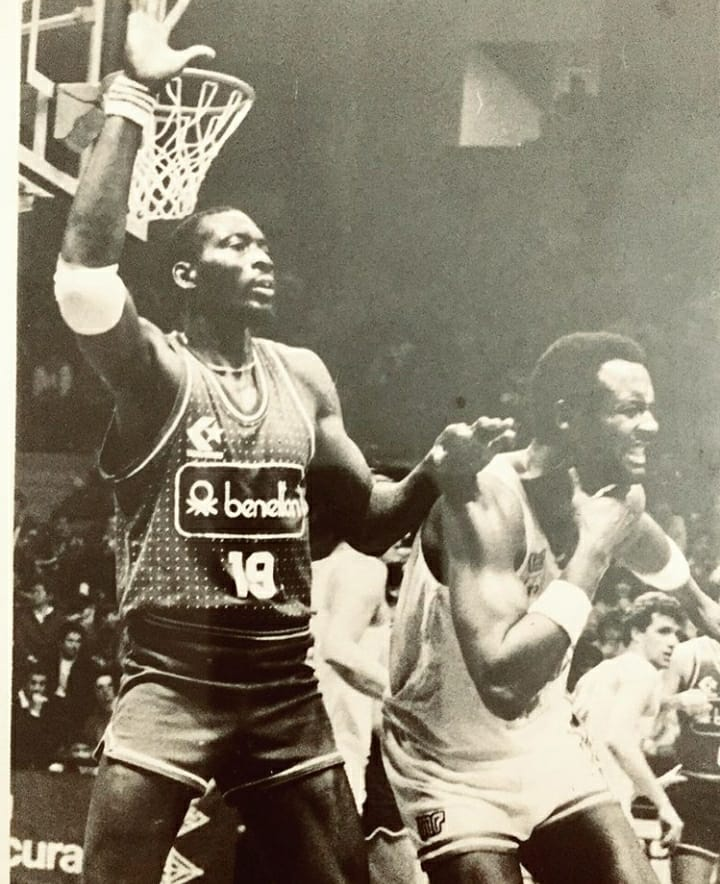 NIGERIA LOSES FIBA HALL OF FAME INDUCTEE, SANGODEYI