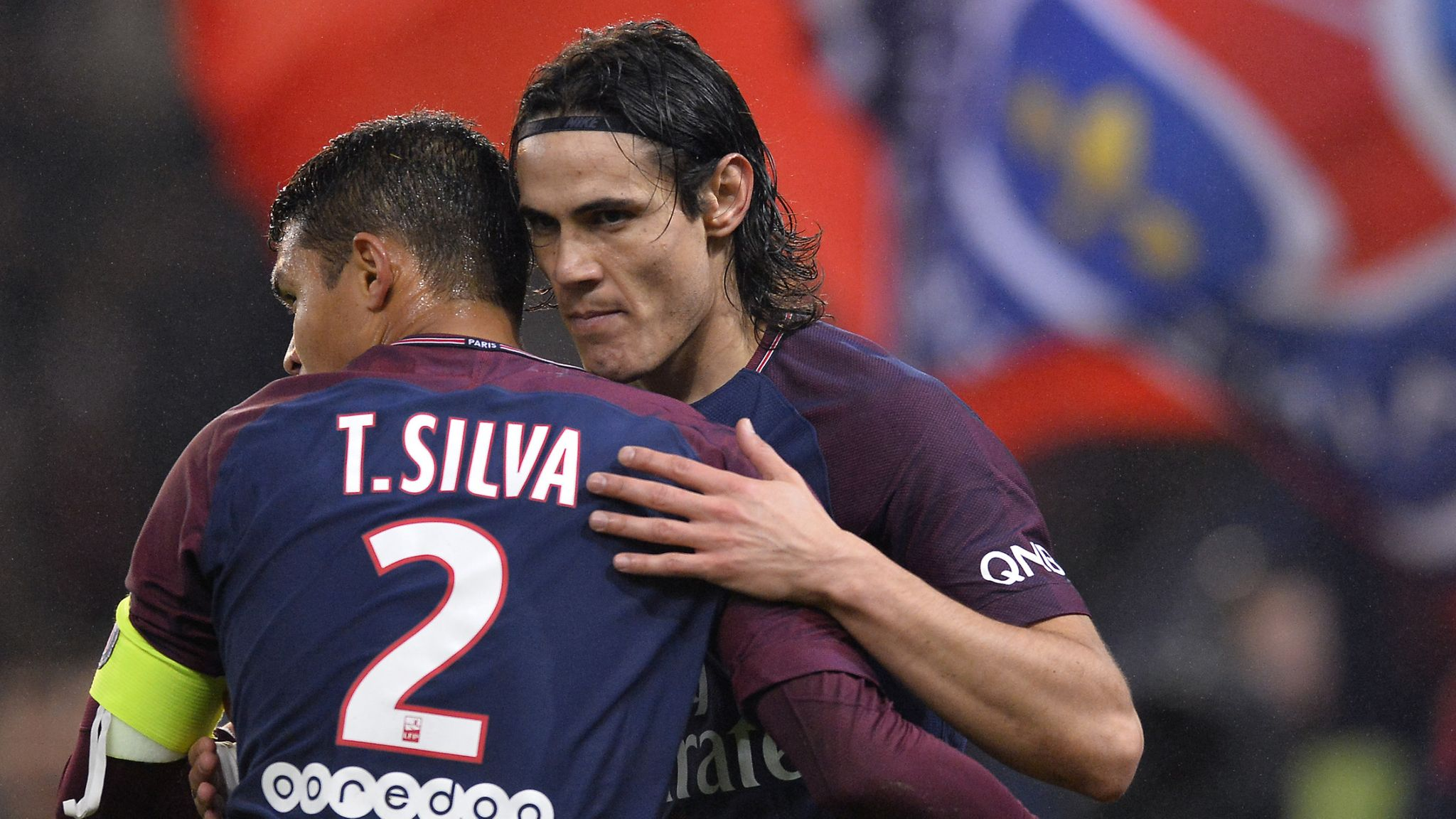 CAVANI TO CLASH WITH THIAGO IN HIS DEBUT MANCHESTER UNITED MATCH