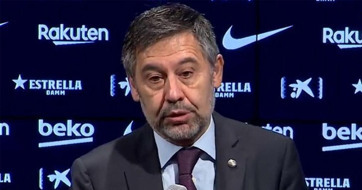 BARTOMEU'S BARCA BOARD EMPLOYS DELAY TACTICS, ALLEGES FORGED SIGNATURES