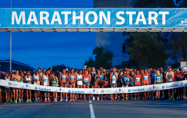 LIVE STREAMING FOR CAPE TOWN VIRTUAL MARATHON