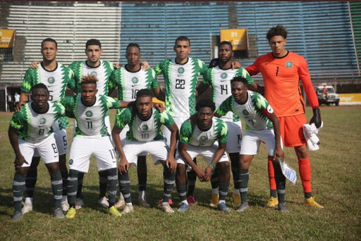 SUPER EAGLES' AFCON FLIGHT TO CAMEROON SUFFERS DELAY