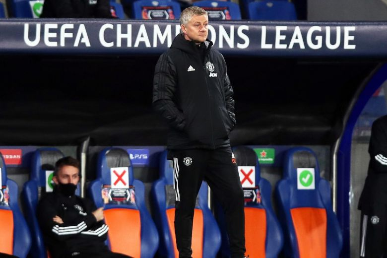 SOLSKJAER VOWS HE WILL NOT 'FALL LIKE A HOUSE OF CARDS' AFTER MAN UNITED DEFEATS