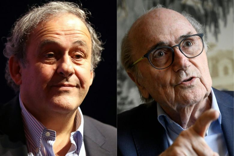 PROBE OF BLATTER AND PLATINI MOVES TO FRAUD ACCUSATION