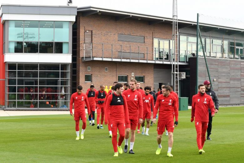 LIVERPOOL BID FAREWELL TO HISTORIC TRAINING GROUND WHERE NIGERIA'S UK TOURISTS TRAINED 71 YEARS AGO