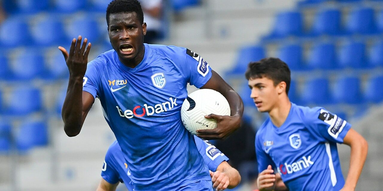 Onuachu's Belgian award may pave way to becoming African Footballer of the Year