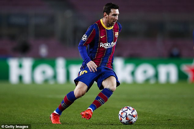 MESSI SET TO COMPOUND BARCA'S FINANCIAL WOES