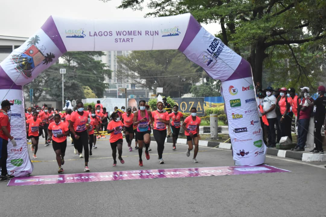 PLATEAU STATE ATHLETE DALYOP WINS 2020 LAGOS WOMEN RUN TITLE