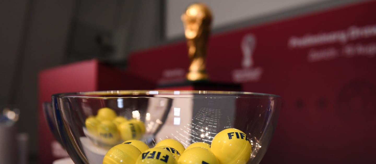 BELGIUM ARE TOP SEEDS FOR UEFA PRELIMINARY DRAW FOR 2022 WORLD CUP