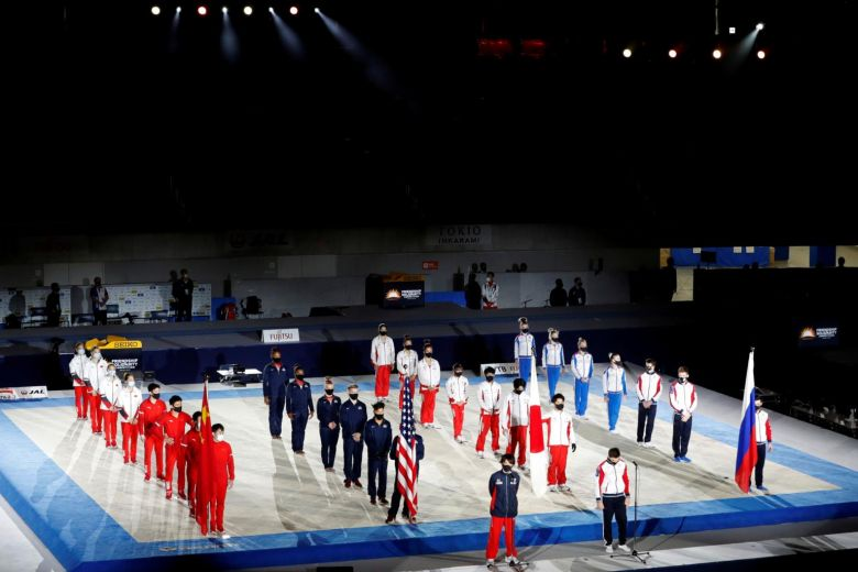 PARADE OF ATHLETES PEGGED AT SIX PER TEAM FOR TOKYO 2020 OPENING CEREMONY