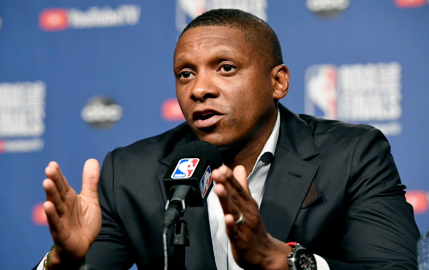 BASKETBALL: MASAI UJIRI PRICKS GLOBAL CONSCIENCE WITH LAUNCH OF HUMANITY