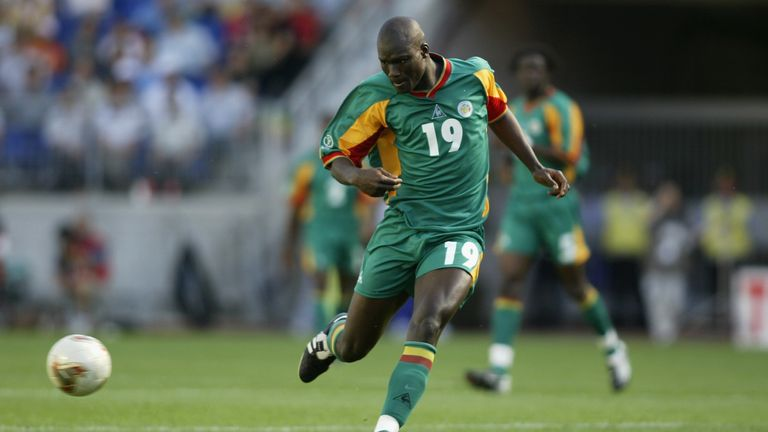 MORE TRIBUTES POUR IN FOR SENEGAL'S PAPA BOUBA DIOP