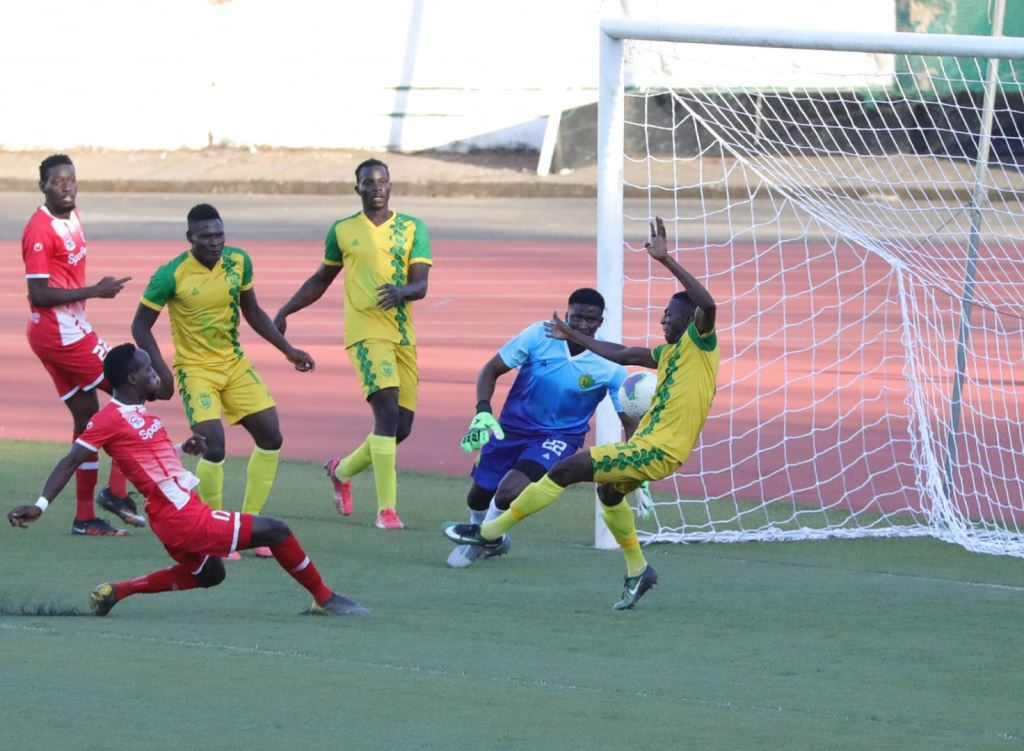 PLATEAU UNITED HAVE A HUGE MOUNTAIN TO CLIMB IN CAF CHAMPIONS LEAGUE TIE