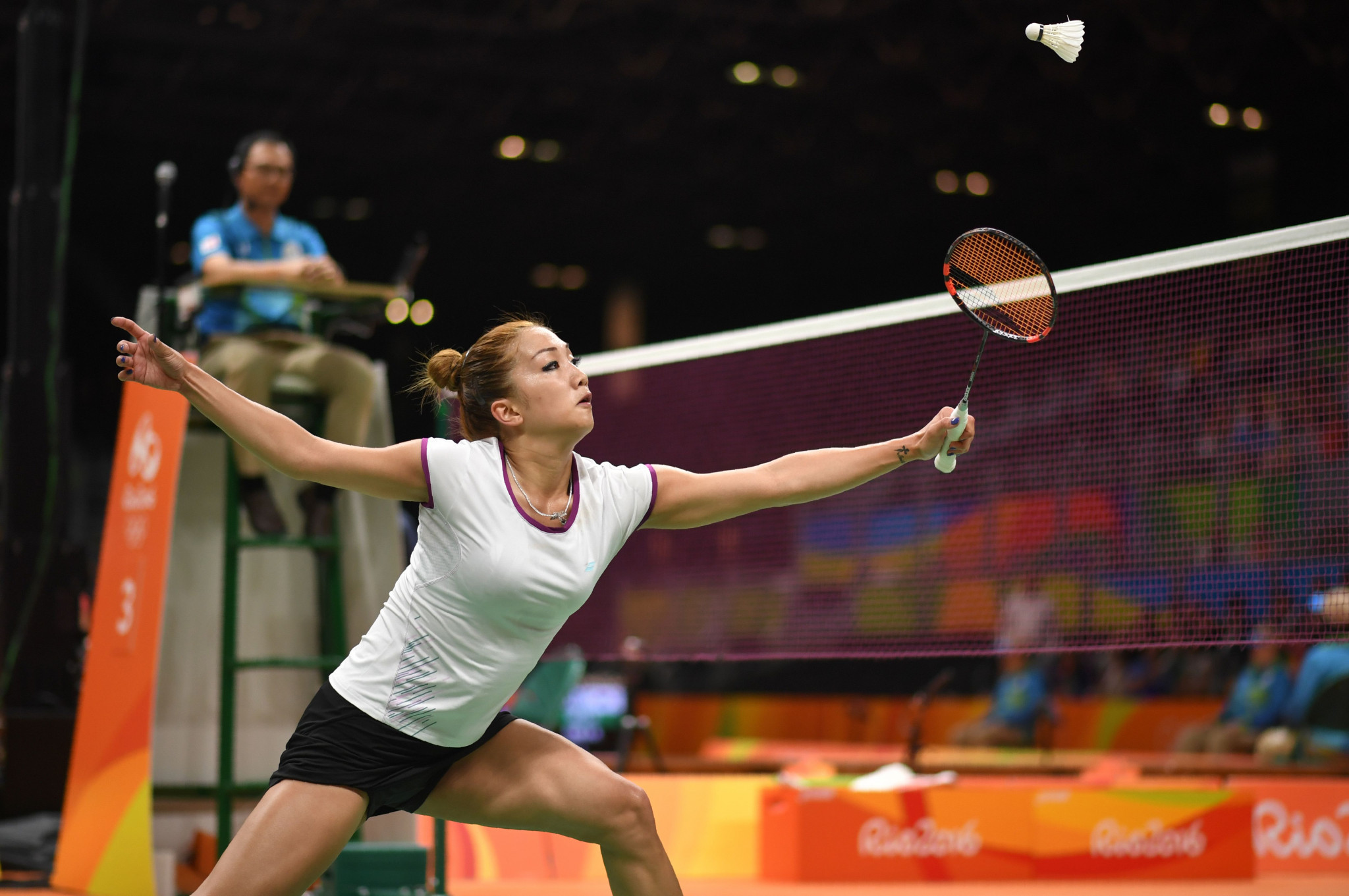 MAURITIUS BADMINTON QUEEN GETS 2-YEAR BAN; TO MISS TOKYO 2020
