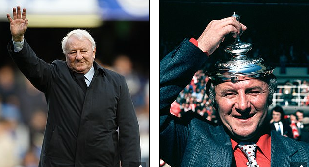 BREAKING: FORMER MAN UNITED, CHELSEA AND SCOTLAND BOSS TOMMY DOCHERTY DIES AGED 92