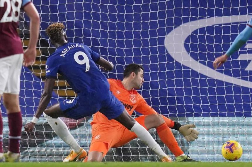 TAMMY ABRAHAM AT THE DOUBLE AS CHELSEA SINK WEST HAM