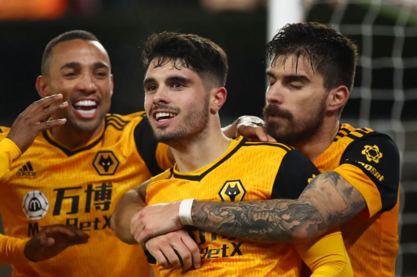 PEDRO NETO GRABS LATE WINNER AS CHELSEA FALL TO WOLVES