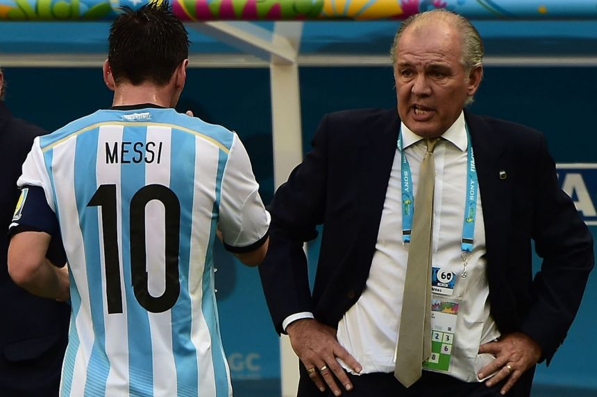 ANOTHER FOOTBALL TRAGEDY HITS ARGENTINA AS 2014 WORLD CUP COACH DIES