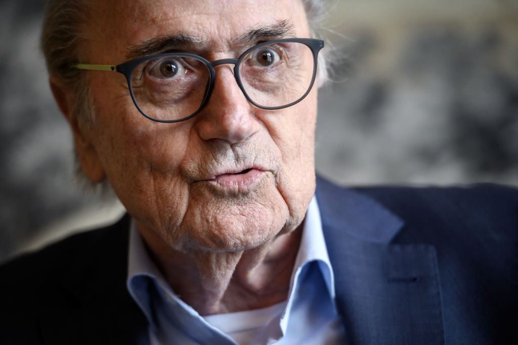 FORMER FIFA PRESIDENT BLATTER IN COMA AFTER HEART OPERATION