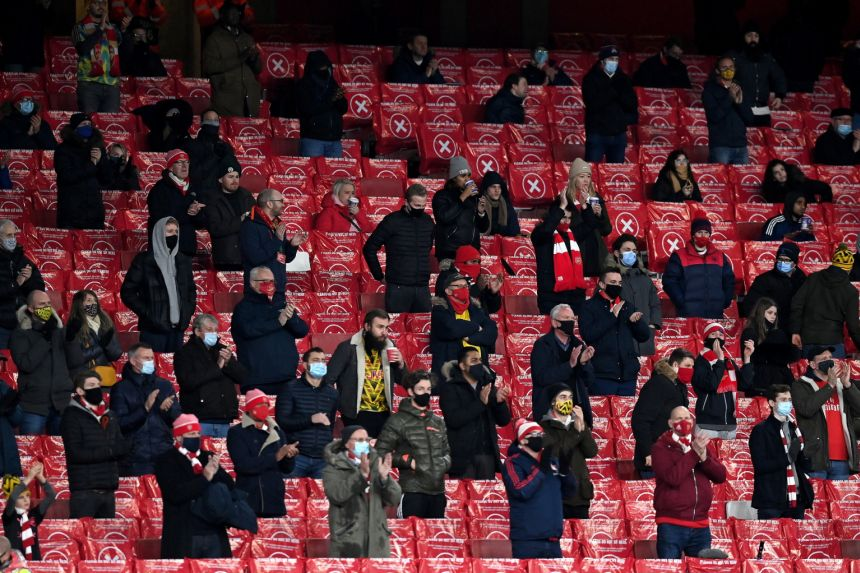 ARSENAL'S EUROPA LEAGUE WIN HERALDS FANS RETURN TO TOP LEVEL FOOTBALL IN ENGLAND