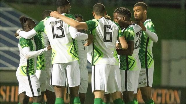 WHILE NIGERIA REMAIN STATIC AT 35, BELGIUM TOP YEAR-END WORLD RANKINGS FOR THIRD STRAIGHT TIME