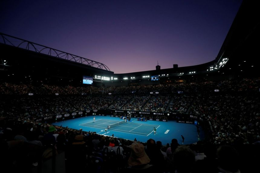 AUSTRALIAN OPEN MAY BE SCRAPPED AS FOUR MORE PARTICIPANTS ARE HIT BY COVID-19