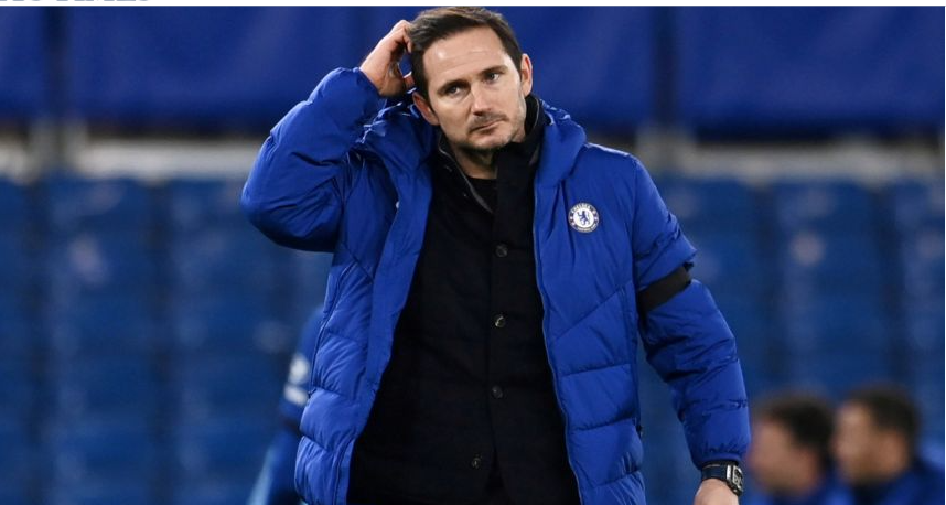 FRANK LAMPARD BECOMES 12TH CHELSEA MANAGER TO BE SACKED BY ABRAMOVICH