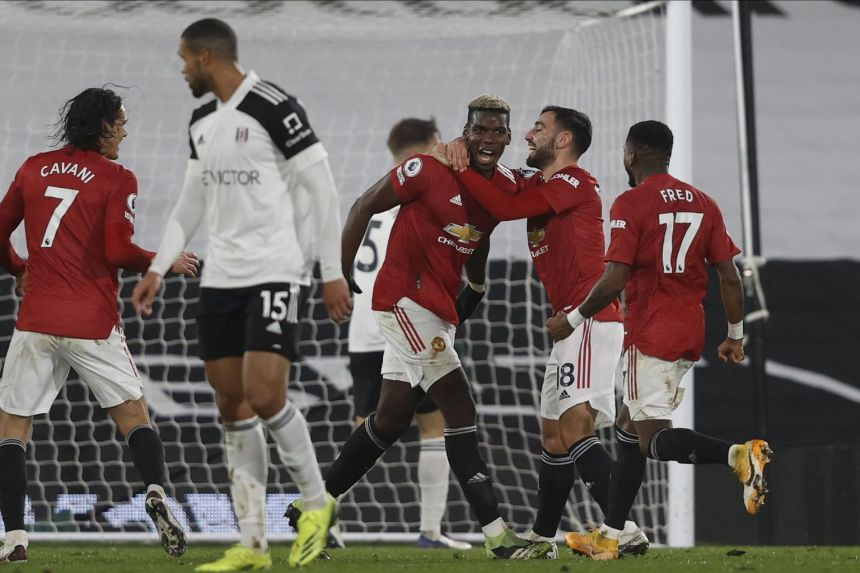 UNITED REAPING REWARDS OF IMPROVED MENTALITY, SAYS SOLSKJAER