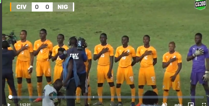 BREAKING: COTE D'IVOIRE TO FACE NIGERIA IN WAFU U17 FINAL