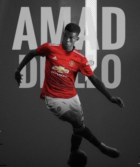 MANCHESTER UNITED COMPLETE SIGNING OF COTE D'IVOIRE'S AMAD DIALLO FROM ATALANTA