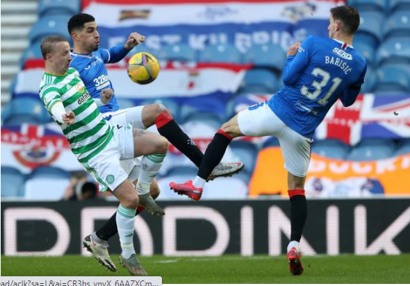 LEON BALOGUN HAILS GERRARD'S TACTICS IN RANGERS' WIN OVER CELTIC