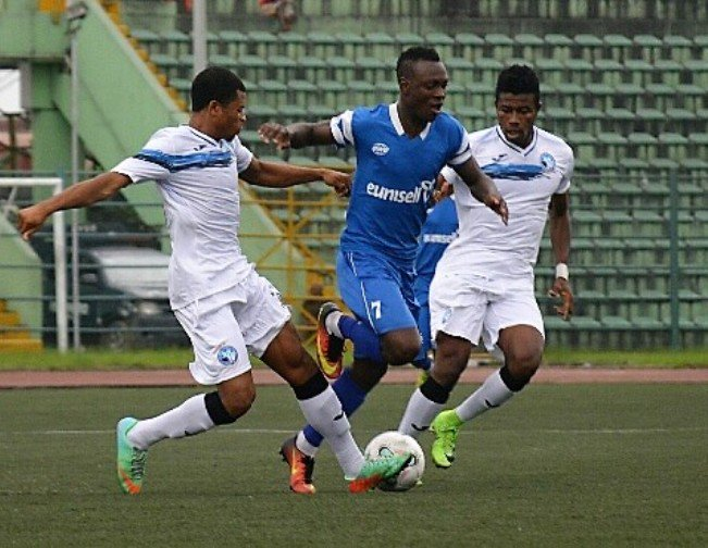 RIVERS UNITED'S DOUBLE OVER CELTIC SETS UP NIGERIAN DERBY IN CONFEDERATION CUP