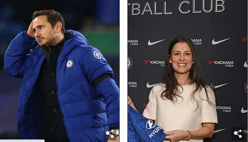 WHY ABRAMOVICH SACKED LAMPARD